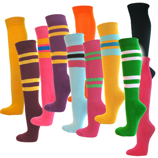 Couver Sports Knee High Socks
