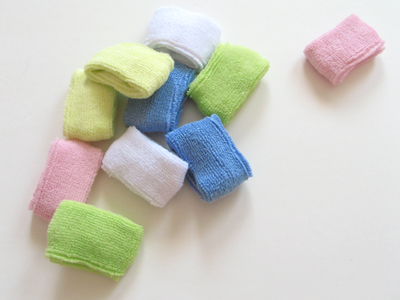 Baby Kids Cotton Sweatband
