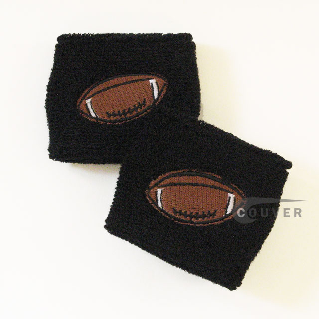 Football Sweatbands Wristbands