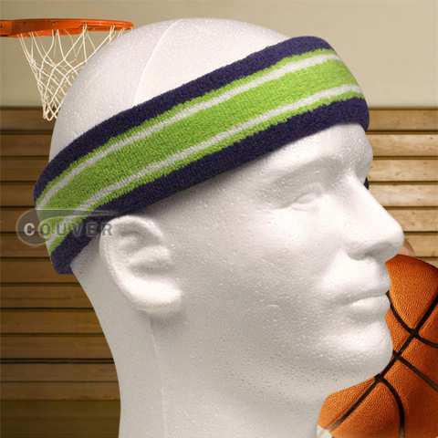 Couver Large Head Sweatband