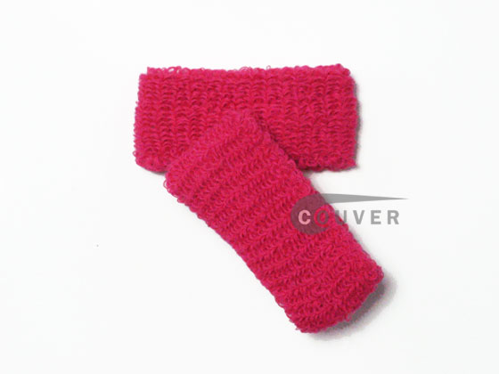cheap Hot pink wristband 3inch Adult Size $0.80/ piece