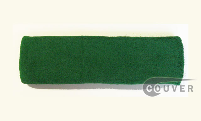 Large Green Head Sweatbands Pro 3PIECES