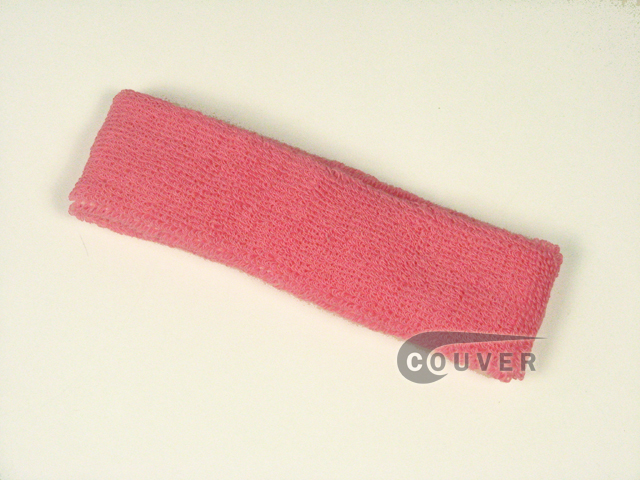 Pink Baby Toddler Kids COUVER Sports Head Sweatbands Wholesale 12PIECEs