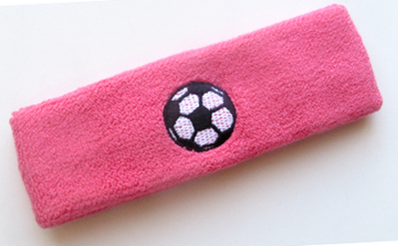 Soccer Head Sweatband Wholesale