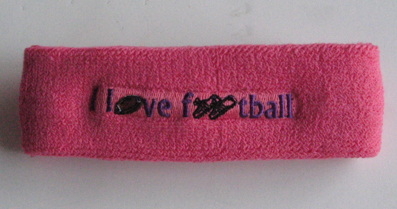 Football Head Sweatbands