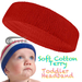 Baby Infant Toddler COUVER Sports Head Sweatbands Wholesale 12PCs