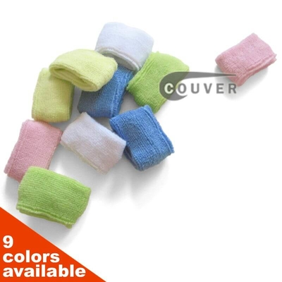 Couver Baby Kids Cotton Terry Cloth Sweat wristbands - 1 pair