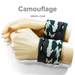 Camouflage High Quality Cotton Terry sweat Wristband for Sports & More