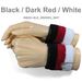 2.5 inch Multi-Stripes Sport wrist sweatbands wholesale[6 pairs]