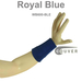6inch Long Premium Quality COUVEAR Athletic Sweat Wristbands-  3Pairs
