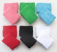 Youth Sports Sweat Wristbands Cotton Terry Mixed in Color 6pairs