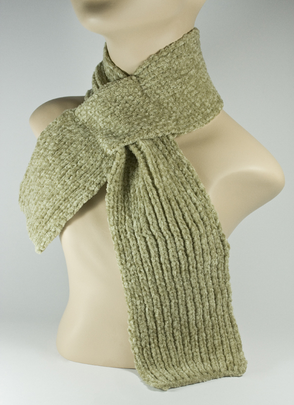 Baby Kid Children's Olive Color Scarf [1piece]