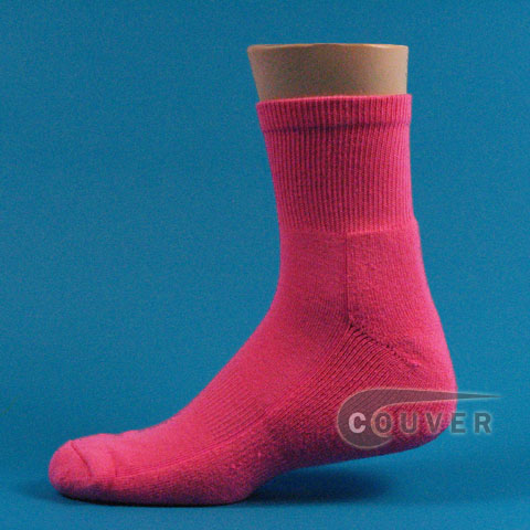 Bright Pink Socks Wholesale