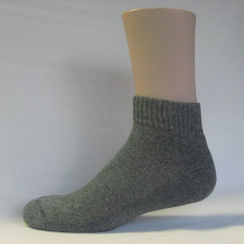 Free shipping BOTH ways on grey ankle socks, from our vast selection of styles. Fast delivery, and 24/7/ real-person service with a smile. Click or call