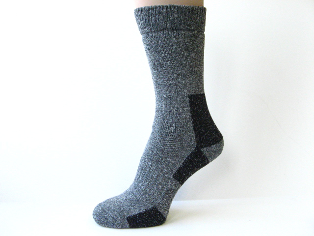 Couver Hiking Socks Trekking Socks HS600 Series Blue [1pair]
