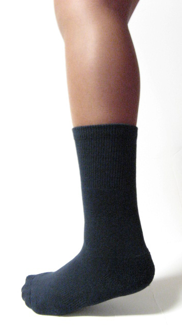 Navy Kids Childrens Mid-calf Baseball Softball Socks Wholesale 6PAIRs