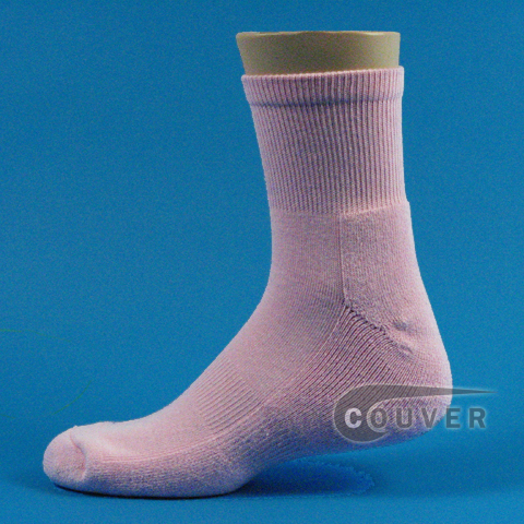 Light Pink Socks Wholesale