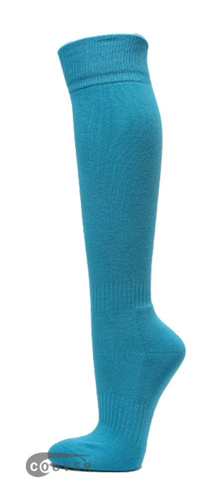Sky Blue Couver WHOLESALE Premium Quality Sports High Sock 1Dozen