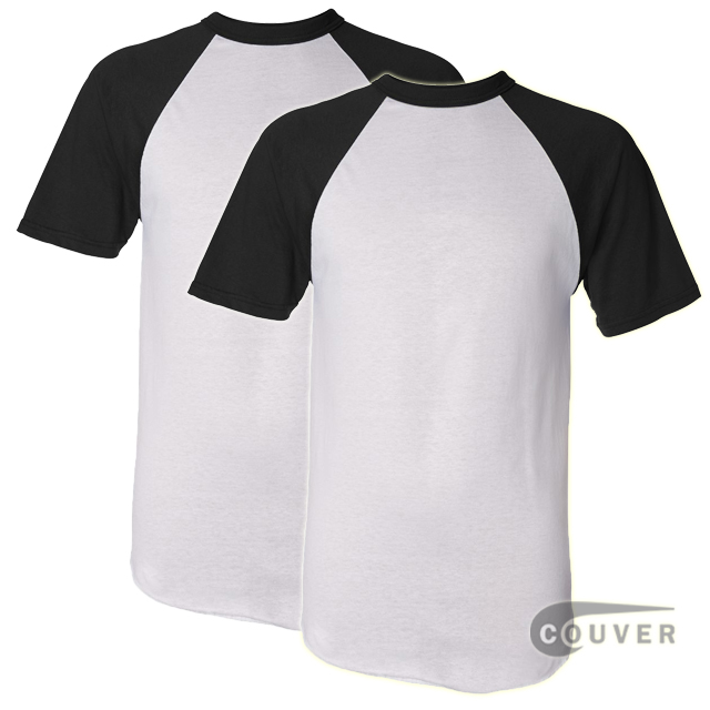 White Shirt Black Sleeves | Is Shirt