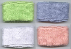 Child Cotton Sports Wristbands