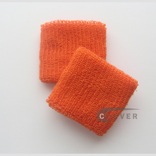 Youth Junior Orange Wristband for School Church [6pairs]