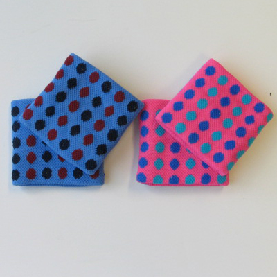 Cute Polka Dots Wrist Bands